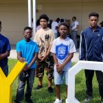 Sigma Betas at the AKA Community Youth Outreach 2018