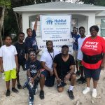 Sigma Beta Club of West Palm Beach & Habitat for Humanity Sept 2018