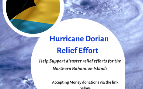 Dorian Relief Effort